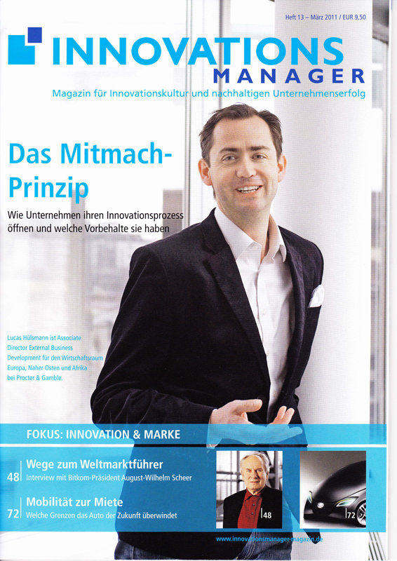 Der FAZ-Innovationsmanager 03-2011